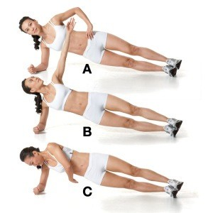 Twisting-Plank-Exercise